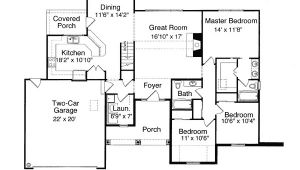 2000 Sq Ft Bungalow House Plans 2000 Square Foot Bungalow House Plans Home Design and Style