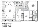 2005 Clayton Mobile Home Floor Plans 2005 Fleetwood Entertainer Mobile Home Floor Plan