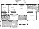 2005 Clayton Mobile Home Floor Plans Manufactured Home Floor Plan 2005 Clayton Colony Bay