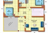 20×40 House Plan 2bhk 2bhk Floor Plan for First Floor Gharexpert