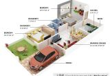 20×40 House Plan 2bhk Amaltas Oak Singlex Bungalows In Bhopal Bungalows In