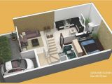 20×40 House Plan 3d Sigma Realty Quality First