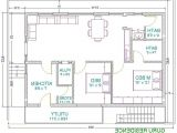 20×40 House Plan East Facing 20 X 40 House Plans East Facing