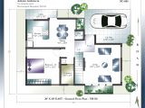 20×40 House Plan East Facing 20 X 60 Duplex House Plans