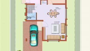 20×40 House Plan East Facing 40 X 30 House Plans East Facing