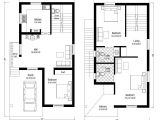 20×40 House Plan East Facing Duplex House Plans for 20×30 Site south Facing