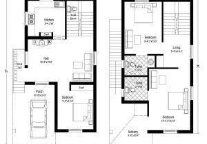 20 40 House Plan East Facing 20 X 60 Duplex House Plans Plougonver Com