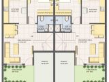20×40 House Plan East Facing Duplex House Plans for 20×40 Site East Facing Luxury X