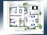 20×40 House Plan East Facing East Facing House Plans for 20×30 Site