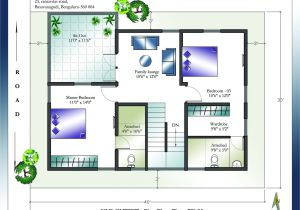 20 40 House Plan East Facing Duplex House Plans For 20 30 Site South