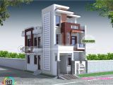 20×40 House Plan Elevation 20×40 Contemporary Indian Home Design Kerala Home Design