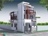 20×40 House Plans India 20×40 Contemporary Indian Home Design Kerala Home Design