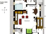 20×40 House Plans north Facing 30 X 40 Duplex House Plans East Facing