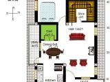 20×40 House Plans north Facing East Facing House Plans for 40 X 50 Site