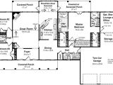 2100 Square Foot House Plans southern Style House Plan 3 Beds 2 Baths 2100 Sq Ft Plan
