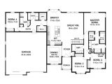 2300 Sq Ft House Plans 4 3 2300 Sq Ft House Plans Pinterest Ranch Exterior