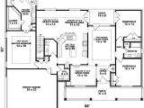 2300 Sq Ft House Plans Country Style House Plans 2300 Square Foot Home 1