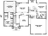 2300 Sq Ft House Plans Georgian House Plan 3 Bedrooms 2 Bath 2300 Sq Ft Plan