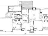 2300 Sq Ft House Plans southern Style House Plan 3 Beds 2 5 Baths 2300 Sq Ft