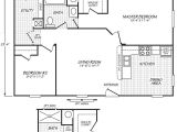 24 X Double Wide Homes Floor Plans Ev2 24 X 36 839 Sqft Mobile Home Factory Expo Home Centers