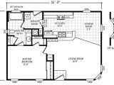 24 X Double Wide Homes Floor Plans Walden 24 X 32 747 Sqft Mobile Home Factory Select Homes