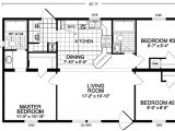 24 X Homes Plans 24 X 48 Double Wide Homes Floor Plans
