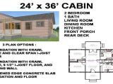 24×36 House Plans 24×36 Cabin Floor Plans Small Cabin House Plans Log Cabin