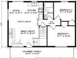 24×36 House Plans 24×36 House Floor Plans with Loft Pinteres