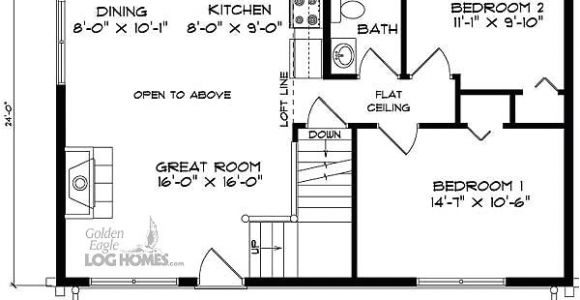 24×36 House Plans with Loft 24 X 36 Cabin Plans with Loft Joy Studio Design Gallery