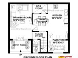 25 Feet Wide House Plans House Plan for 30 Feet by 25 Feet Plot Plot Size 83