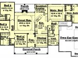 2500 Sq Ft Home Plans Colonial Style House Plan 4 Beds 3 5 Baths 2500 Sq Ft