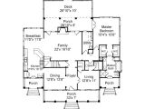 2500 Sq Ft House Plans Single Story 2500 Square Feet One Story House Plans Home Deco Plans