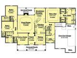 2500 Sq Ft House Plans Single Story French European House Plans Home Design Cedarcrest 20620