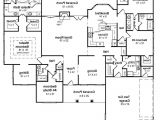 2500 Sq Ft House Plans with Walkout Basement House Plan
