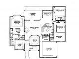 2500 Sqft 4 Bedroom House Plans Beautiful 2500 Sq Foot Ranch House Plans New Home Plans