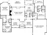 2500 Sqft 4 Bedroom House Plans European Style House Plan 3 Beds 2 50 Baths 2500 Sq Ft