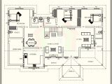 2500 Square Feet Home Plans 2500 Square Feet Kerala Style House Plan with Three