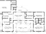 2500 Square Feet Home Plans Ranch House Plans Under 2500 Square Feet