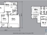 2700 Square Foot House Plans 2700 and Up Sq Ft Harvest Homes