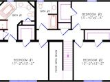 28×40 Colonial House Plans 3010 Mapleton