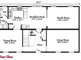 28×40 Colonial House Plans Colonial Style Homes Floor Plans Modular Gbi