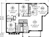 28×40 House Floor Plans Country Style House Plan 3 Beds 1 00 Baths 1007 Sq Ft