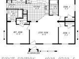 28×40 House Floor Plans Overview Heritage Home Center Manufactured Homes