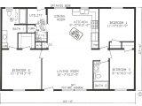 28×40 Two Bedroom House Plans 2 Bedroom 2 Bath Open Floor Plans Gurus Floor