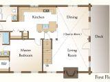 28×40 Two Bedroom House Plans the Piedmont Log Home Floor Plans Nh Custom Log Homes