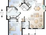 2bedroom House Plan Economical 2 Bedroom Brick House Plan 21213dr