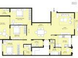2d Home Plan 2d House Plans
