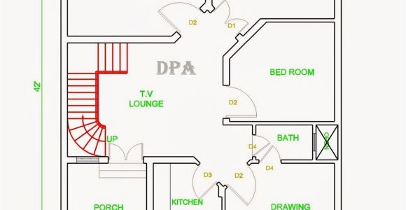 2d Home Plan Home Plans In Pakistan Home Decor Architect Designer