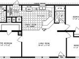 3 Bedroom 2 Bath Mobile Home Floor Plans 1000 to 1199 Sq Ft Manufactured Home Floor Plans