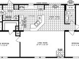 3 Bedroom 2 Bath Mobile Home Floor Plans 1400 to 1599 Sq Ft Manufactured Home Floor Plans